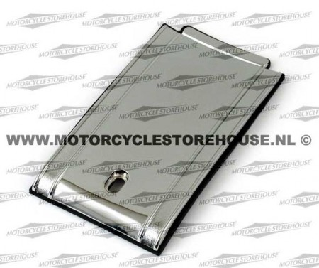 Dash panel chrome 84-99 Softail