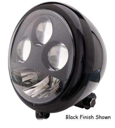 LED frontlys