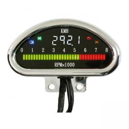 Diverse Elektroniske Speedometere