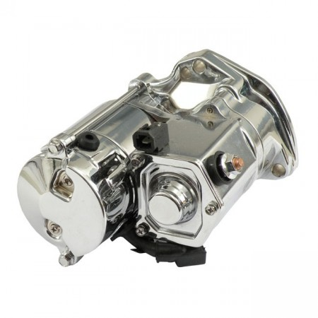 High Torque Starter - Chrome - BT 89-93
