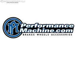 Performance Machine braketter