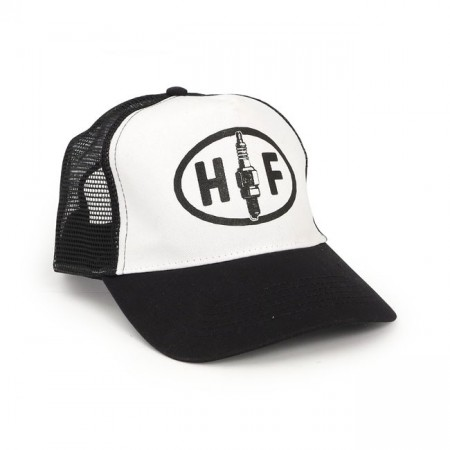 Holy Freedom Garage Trucker Caps