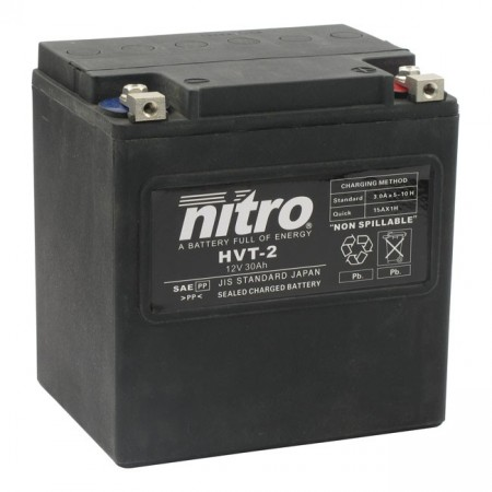 Nitro HVT High Performance Batteri