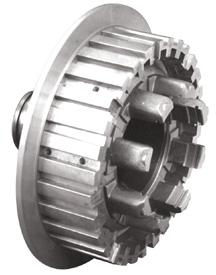 Clutch hub. Big Twin 1990/1997